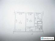 2-комнатная квартира, 44.2 м², 1/5 эт. Новокузнецк
