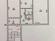 2-комнатная квартира, 43.9 м², 1/2 эт. Аскиз