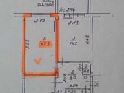 Комната 17.8 м² в 3-ком. кв., 1/5 эт. Сочи