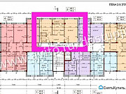 2-комнатная квартира, 76.2 м², 4/10 эт. Нальчик