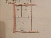 3-комнатная квартира, 51.8 м², 1/1 эт. Тим