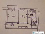 2-комнатная квартира, 60 м², 2/3 эт. Омск