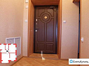 3-комнатная квартира, 62 м², 1/2 эт. Красные Баррикады