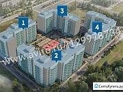 1-комнатная квартира, 32.4 м², 6/9 эт. Северодвинск