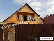 Дом 120 м² на участке 10 сот. Хомутово