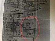Комната 25 м² в 3-ком. кв., 2/2 эт. Назия