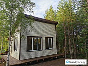 Дом 34 м² на участке 12 сот. Архангельск