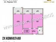 2-комнатная квартира, 76 м², 5/16 эт. Махачкала