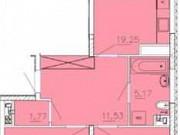 2-комнатная квартира, 79 м², 14/15 эт. Рязань