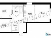 3-комнатная квартира, 61.9 м², 9/17 эт. Мытищи
