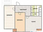 2-комнатная квартира, 69 м², 7/12 эт. Рязань