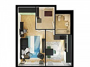 1-комнатная квартира, 38.5 м², 23/33 эт. Красногорск