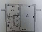 1-комнатная квартира, 33 м², 3/5 эт. Рузаевка