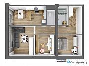 3-комнатная квартира, 75 м², 10/18 эт. Пенза