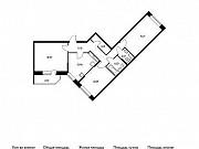 3-комнатная квартира, 80.7 м², 13/22 эт. Красногорск