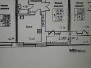 1-комнатная квартира, 40.8 м², 13/16 эт. Орёл