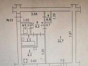 1-комнатная квартира, 33 м², 3/4 эт. Якутск
