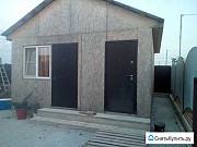 Дом 30 м² на участке 6 сот. Витязево