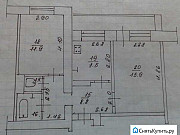 2-комнатная квартира, 48 м², 5/9 эт. Кумены