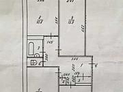 3-комнатная квартира, 65.7 м², 2/3 эт. Киров