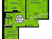 3-комнатная квартира, 59 м², 5/9 эт. Кондратово