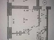 2-комнатная квартира, 45 м², 1/2 эт. Очер
