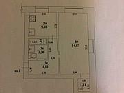 1-комнатная квартира, 30 м², 1/3 эт. Цильна