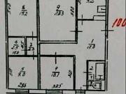 4-комнатная квартира, 95 м², 8/9 эт. Астрахань
