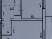 1-комнатная квартира, 32 м², 8/9 эт. Кемерово