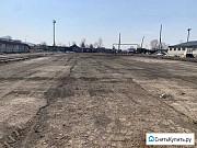 Площадка открытого хранения Томск