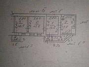 3-комнатная квартира, 56.6 м², 1/1 эт. Симферополь