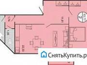 2-комнатная квартира, 64 м², 6/7 эт. Ставрополь