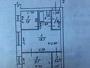 2-комнатная квартира, 41 м², 2/4 эт. Черемхово