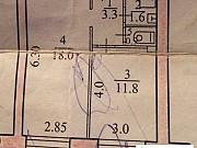 1-комнатная квартира, 36 м², 4/5 эт. Биробиджан