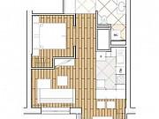2-комнатная квартира, 41 м², 24/24 эт. Самара