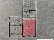 Комната 17.2 м² в 2-ком. кв., 5/5 эт. Никольское