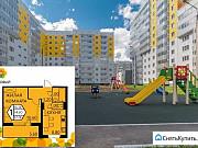 1-комнатная квартира, 37.1 м², 2/7 эт. Пермь