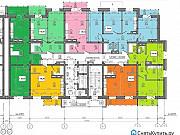 1-комнатная квартира, 38.3 м², 9/13 эт. Иркутск