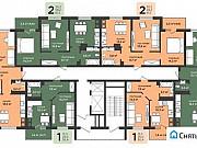 3-комнатная квартира, 82 м², 2/16 эт. Калининград