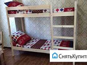 Комната 25 м² в > 9-ком. кв., 2/2 эт. Санкт-Петербург
