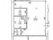 3-комнатная квартира, 91 м², 7/9 эт. Гурьевск