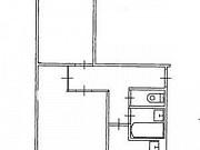 2-комнатная квартира, 48 м², 1/5 эт. Братск
