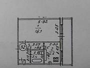 1-комнатная квартира, 35 м², 5/5 эт. Семеновка