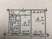 2-комнатная квартира, 43.9 м², 5/5 эт. Липецк