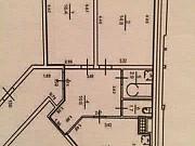 2-комнатная квартира, 61.4 м², 6/23 эт. Санкт-Петербург