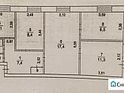 4-комнатная квартира, 63 м², 3/5 эт. Волоколамск