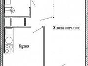 1-комнатная квартира, 32 м², 13/18 эт. Санкт-Петербург