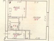 1-комнатная квартира, 31.5 м², 1/3 эт. Пряжа