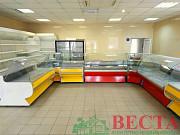 Продаю в центре станицы Северской магазин площадью 200 кв.м., складские помещения и гараж Северская