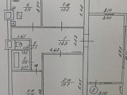 3-комнатная квартира, 78,5 м², 1/1 эт. Калининград